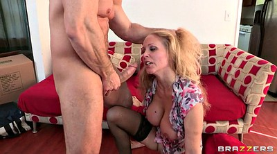 Mom, Julia ann, Blond