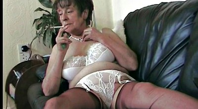 Hairy old, Mature hairy, Smoking mature, British granny