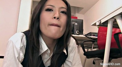 Sexy mouth, Secretary, Asian sexy
