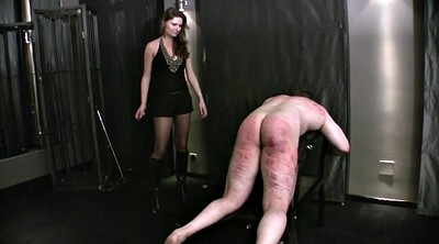Spanked, Caning, Crying, Cry, Femdom caning, Caned