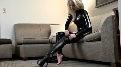 Boot, Catsuit