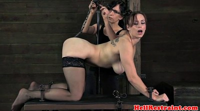 Bound, Caning, Vibrating