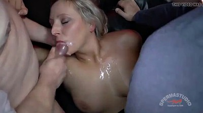 Cum compilation, Creampied