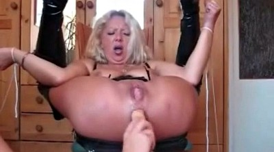Anal fist, Mature amateur, Wife fist, Milf fisting, Wife anal, Mature fisting