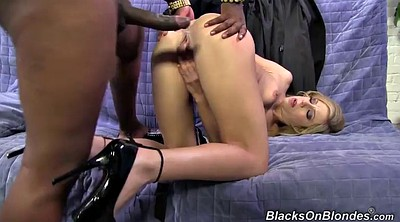 Monster, Interracial anal, Chastity, Monster cock anal, Monster black cock, Anal rough
