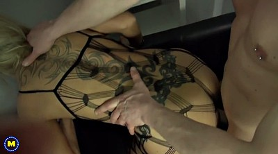 Mom and son, Mom son, Son and mom, Mom & son, Lingerie mature, Mom sex