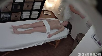 Naked, Oil massage
