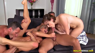 Riding, Marina, Lolly, Blonde russian