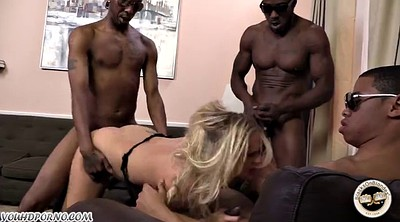 Mature double, Anal ebony, Mature anal group, Five, Allwood