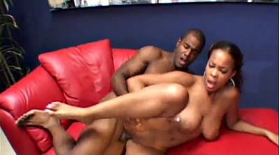Ebony, Rough sex