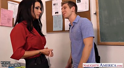 Jessica jaymes, Classroom, Teacher with student