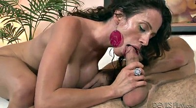 Mom, Moms, Deep throat, Ariella ferrera, Big tits mom, Mom handjob