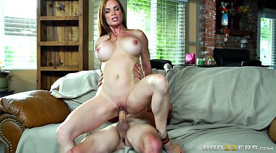 Diamond foxxx, Busty mom, Blind