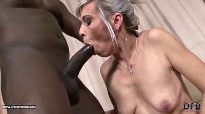 Interracial, Drink, Mature anal, Drinking, Anal big cock