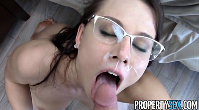 Funny, Real casting, Propertysex, Estate agent