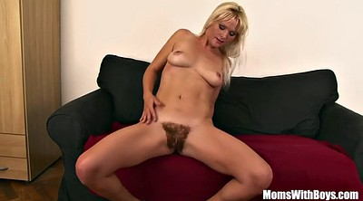 Hairy pussy, Anderson, Hairy blonde