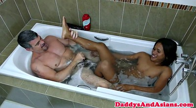 Leg, Suck, Old gay, Twinks, Gay old young, Bath
