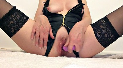 Squirting, British, Solo squirt