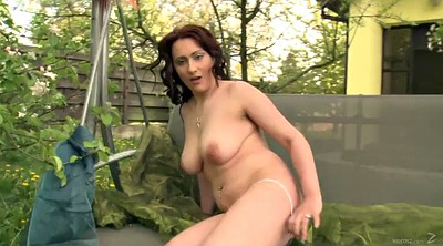Thongs, Solo model, Chubby outdoor