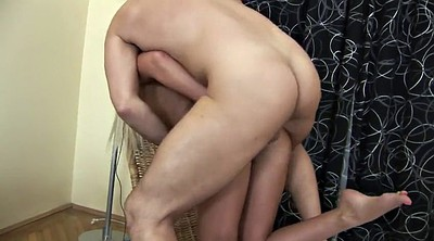 Blonde anal, Old ass