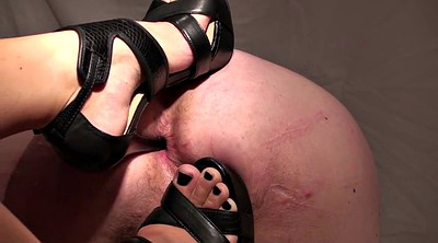 Shoes, Femdom fuck, Fuck shoes