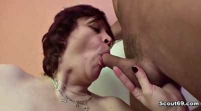 Mother son, Her friends son, German bbw, Young son, Son mother, Old mother