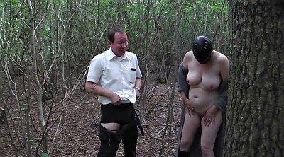 Mature, Forest, Wife and stranger, Slut wife
