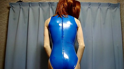 Rubber, Suit, Swimming, Swim