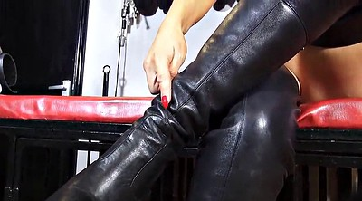 Foot, Milf pov, Boot