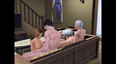 Family, Sims, Family sex, Family group