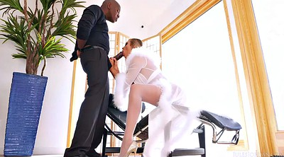 Samantha, Mandingo interracial, Mandingo blonde