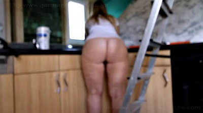 Kitchen, Cleaning, Bottomless
