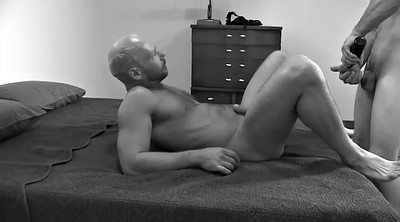 Open, Sucking, Real orgasm, Gagged, Wide, Real gay