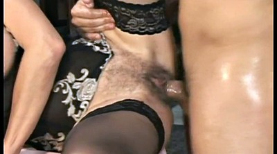 Hairy old, Hairy mature