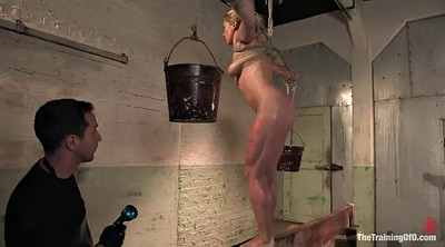 Tied up, Slave humiliation
