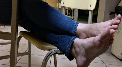 Feet fetish, Sole, Candid feet
