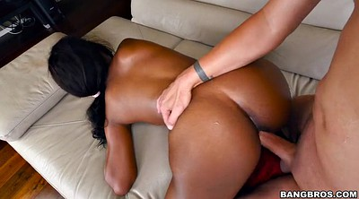 Thick ebony, Thick ass