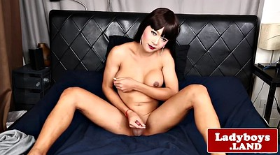 Thai, Thai shemale, Thai ladyboy, Shemale thai, Ladyboy cum, Ass show