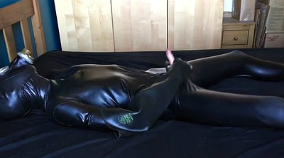 Rubber, Latex masturbation