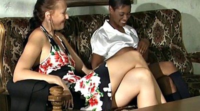 Meeting, Exchange, Ebony beauty