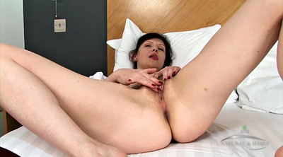 Hairy mature solo, Milf hairy solo, Hairy solo