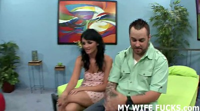 Watch me, Male, Wife watches, Watching wife, Femdom wife