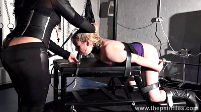 Femdom, Leather, West, Domination