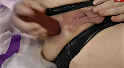 Anal dildo, Butt, Solo anal