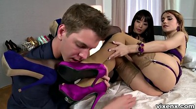 Japanese stocking, Foot, Stocking, Japanese footjob, Japanese foot, Japanese feet