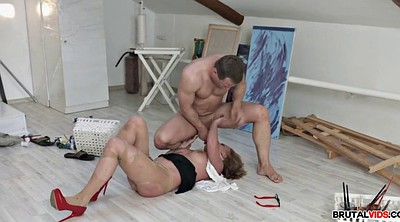 Rough, Office anal