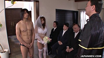 Wedding, Japanese babe