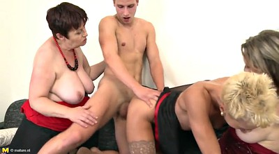 Taboo, Old and young, Taboo mother, Mature group