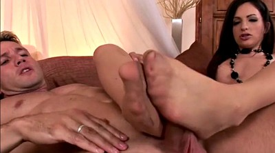 Nylon feet, Foot job, Pantyhose feet, Pantyhose foot, Nylon cumshot, Foot jobs