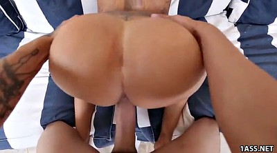 Huge cock, Lela star
